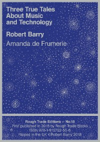 Cover Three True Tales About Music and Technology