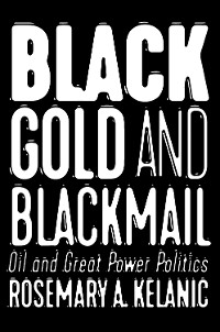 Cover Black Gold and Blackmail
