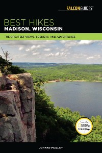 Cover Best Hikes Madison, Wisconsin