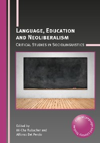 Cover Language, Education and Neoliberalism