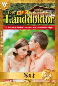 Cover Der neue Landdoktor Jubiläumsbox 8 - Arztroman