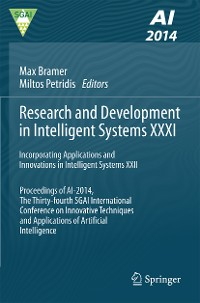Cover Research and Development in Intelligent Systems XXXI