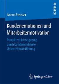 Cover Kundenemotionen und Mitarbeitermotivation