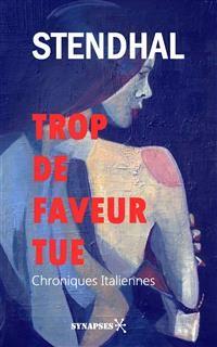 Cover Trop de faveur tue