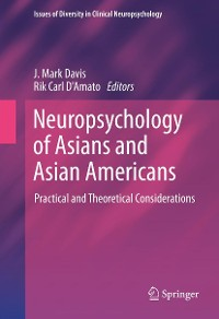 Cover Neuropsychology of Asians and Asian-Americans
