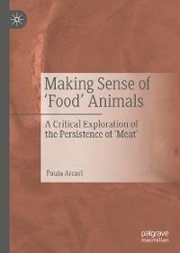 Cover Making Sense of 'Food' Animals