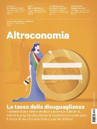 Cover Altreconomia 236 - Aprile 2021