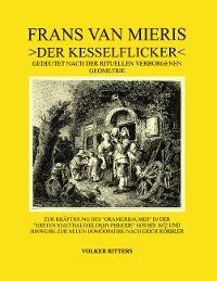 Cover Frans van Mieris >Der Kesselflicker<
