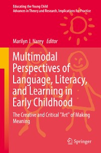 Cover Multimodal Perspectives of Language, Literacy, and Learning in Early Childhood
