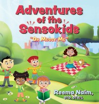 Cover Adventures of The Sensokids