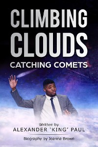 Cover Climbing Clouds Catching Comets