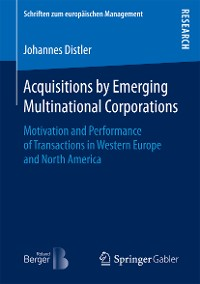 Cover Acquisitions by Emerging Multinational Corporations