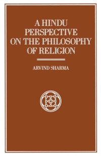 Cover Hindu Perspective on the Philosophy of Religion