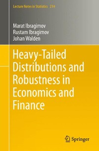 Cover Heavy-Tailed Distributions and Robustness in Economics and Finance