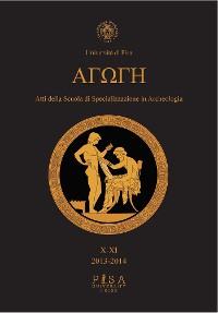 Cover Agoghè X-XI