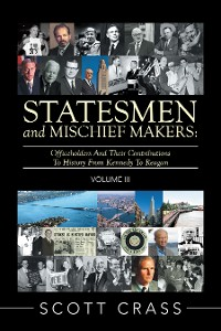 Cover Statesmen and Mischief Makers: Volume Iii