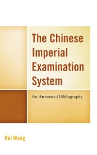 Cover The Chinese Imperial Examination System