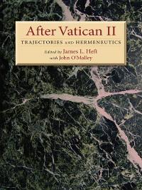 Cover After Vatican II