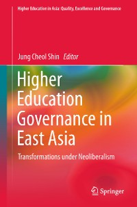 Cover Higher Education Governance in East Asia