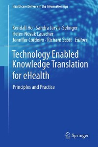 Cover Technology Enabled Knowledge Translation for eHealth