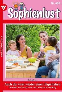Cover Sophienlust 400 – Familienroman