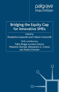Cover Bridging the Equity Gap for Innovative SMEs