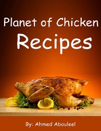 Cover Planet of Chicken Recipes
