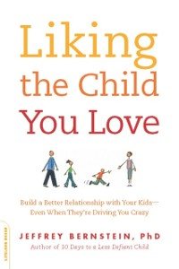 Cover Liking the Child You Love