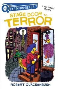 Cover Stage Door to Terror
