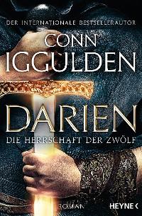 Cover Darien - Die Herrschaft der Zwölf