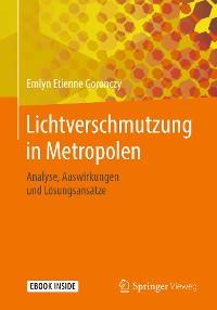 Cover Lichtverschmutzung in Metropolen
