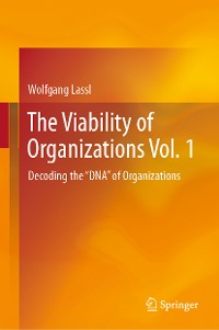Cover The Viability of Organizations Vol. 1