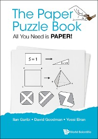 Cover The Paper Puzzle Book