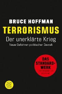 Cover Terrorismus - Der unerklärte Krieg