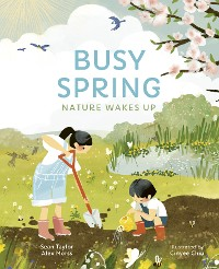 Cover Busy Spring