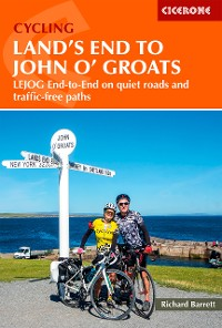 Cover Cycling Land's End to John o' Groats