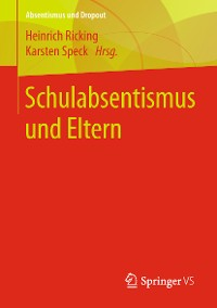 Cover Schulabsentismus und Eltern