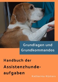 Cover Handbuch der Assistenzhundeaufgaben