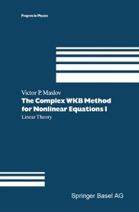 Cover Complex WKB Method for Nonlinear Equations I