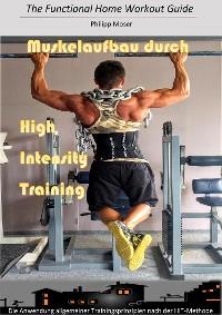 Cover Muskelaufbau durch High Intensity Training