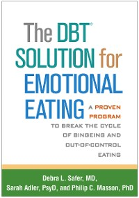 Cover The DBT® Solution for Emotional Eating