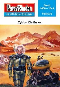 Cover Perry Rhodan-Paket 33: Die Ennox