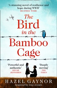 Cover Bird in the Bamboo Cage