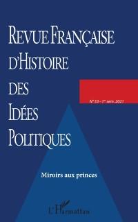 Cover Miroirs aux princes