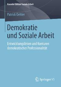Cover Demokratie und Soziale Arbeit