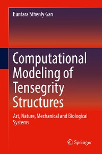 Cover Computational Modeling of Tensegrity Structures