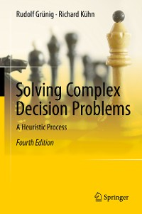 Cover Solving Complex Decision Problems