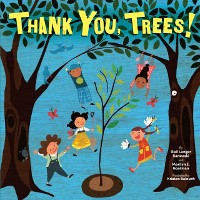 Cover Thank You, Trees!