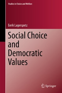 Cover Social Choice and Democratic Values