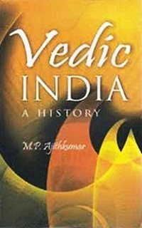 Cover Vedic India A History